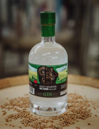 Rocky Mountain Big Horn Distillery Gin