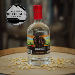 Rocky Mountain Big Horn Distillery Cornshine