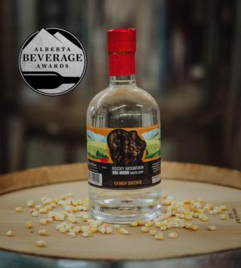 Rocky Mountain Big Horn Distillery Cornshine