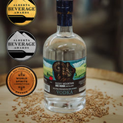 Rocky Mountain Big Horn Distillery Vodka