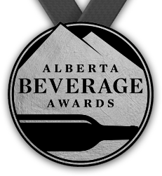 Alberta beverage awards silver