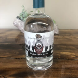 Wounded Warrior Vodka