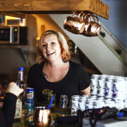 Rocky Mountain Big Horn Distillery Tasting Room